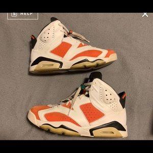 Gatorade Jordan 6s